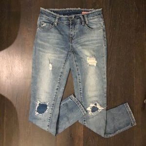Girls Blank NYC Jeans